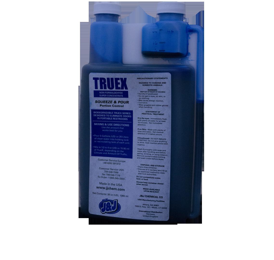 Концентриран препарат за портативни тоалетни Truex