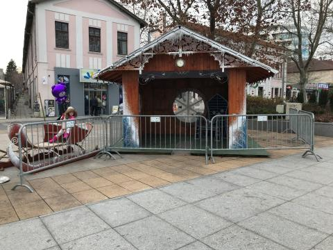 New Year's Eve concert @ Burgas