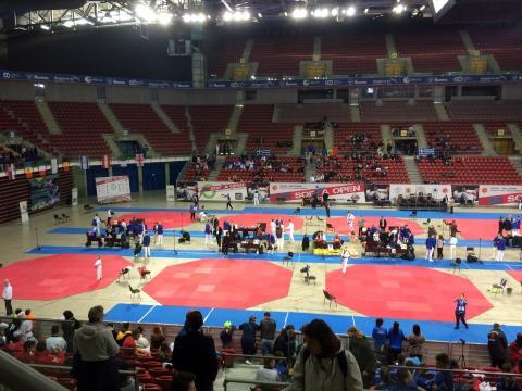 """Sofia Open 2017 @ """"Arena Armeec"""", Sofia"""