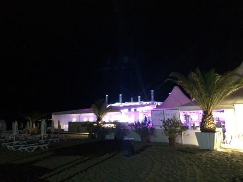 Disco Beach Bar Bedroom Beach 2016, Слънчев Бряг