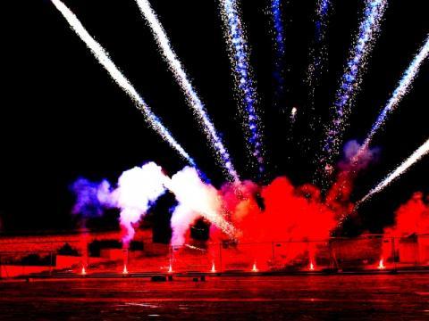 World Fireworks Championship @ Panagyurishte
