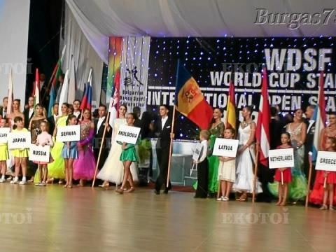 World Cup in Standard Dances