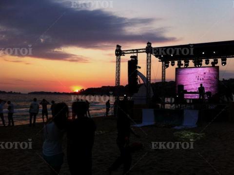 Sozopol Fest - изгрев