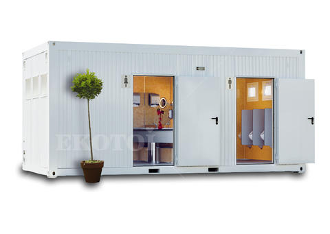 Луксозен санитарен контейнер VIP Premium Line